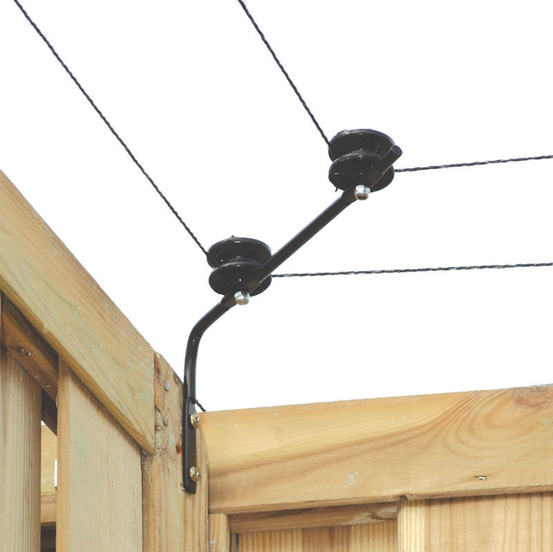 KOLTEC isolatorsteun hoogteverschil
