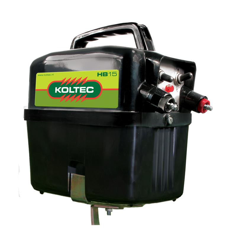 KOLTEC batterijapparaat HB15