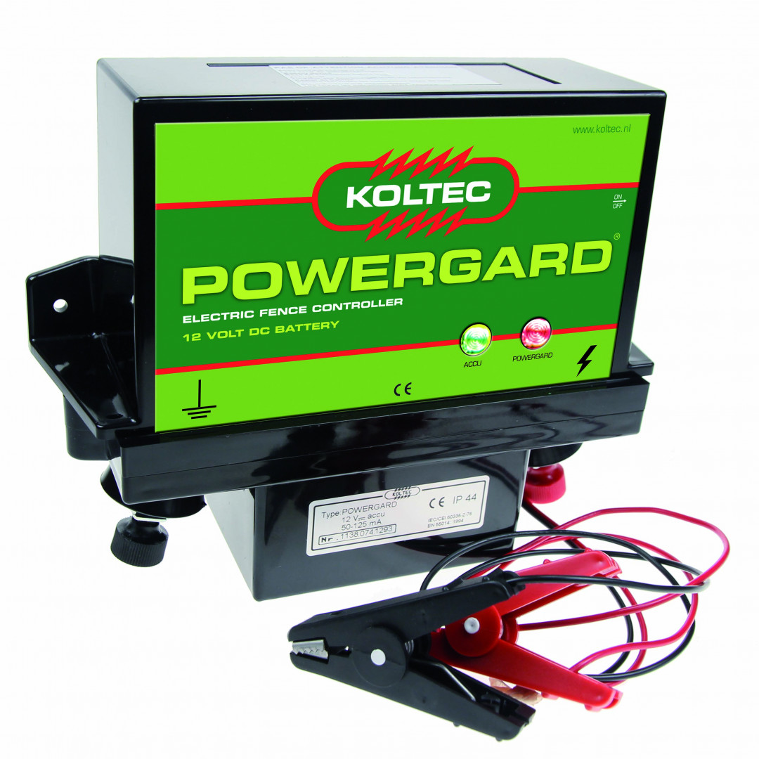 KOLTEC accuapparaat Powergard