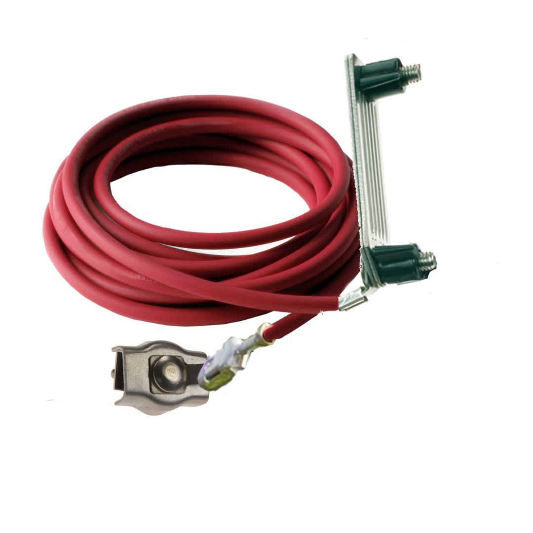 KOLTEC doorverbindingsset lint/koord