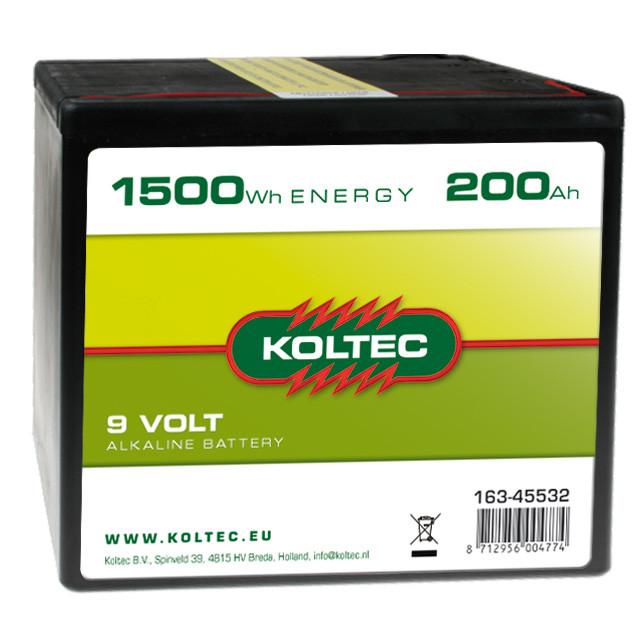 KOLTEC batterij 200Ah
