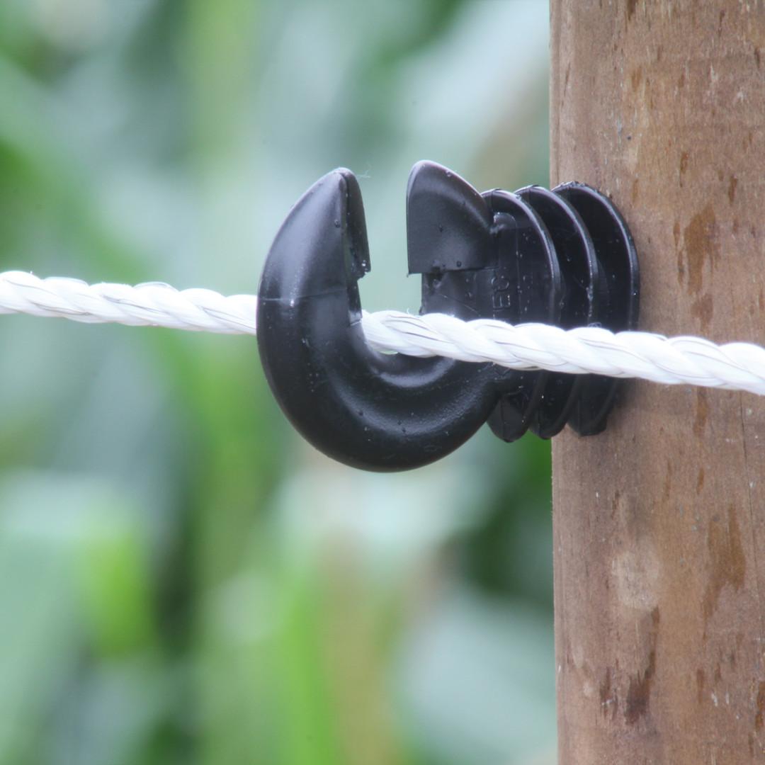 KOLTEC koord 6 mm wit 200 mtr