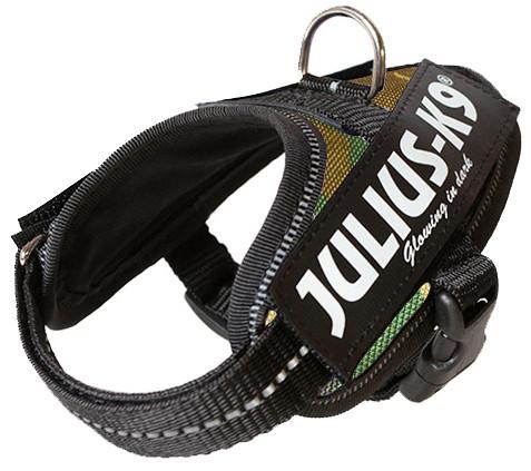 Julius K9 IDC Powerharness camouflage