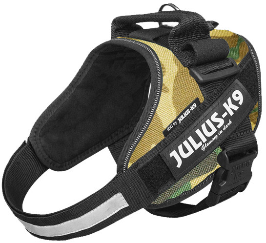 Julius K9 IDC Powerharness camouflage