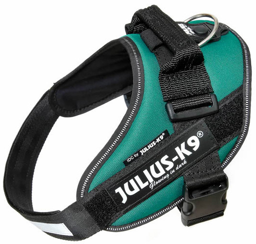 Julius K9 IDC Powerharness dark green