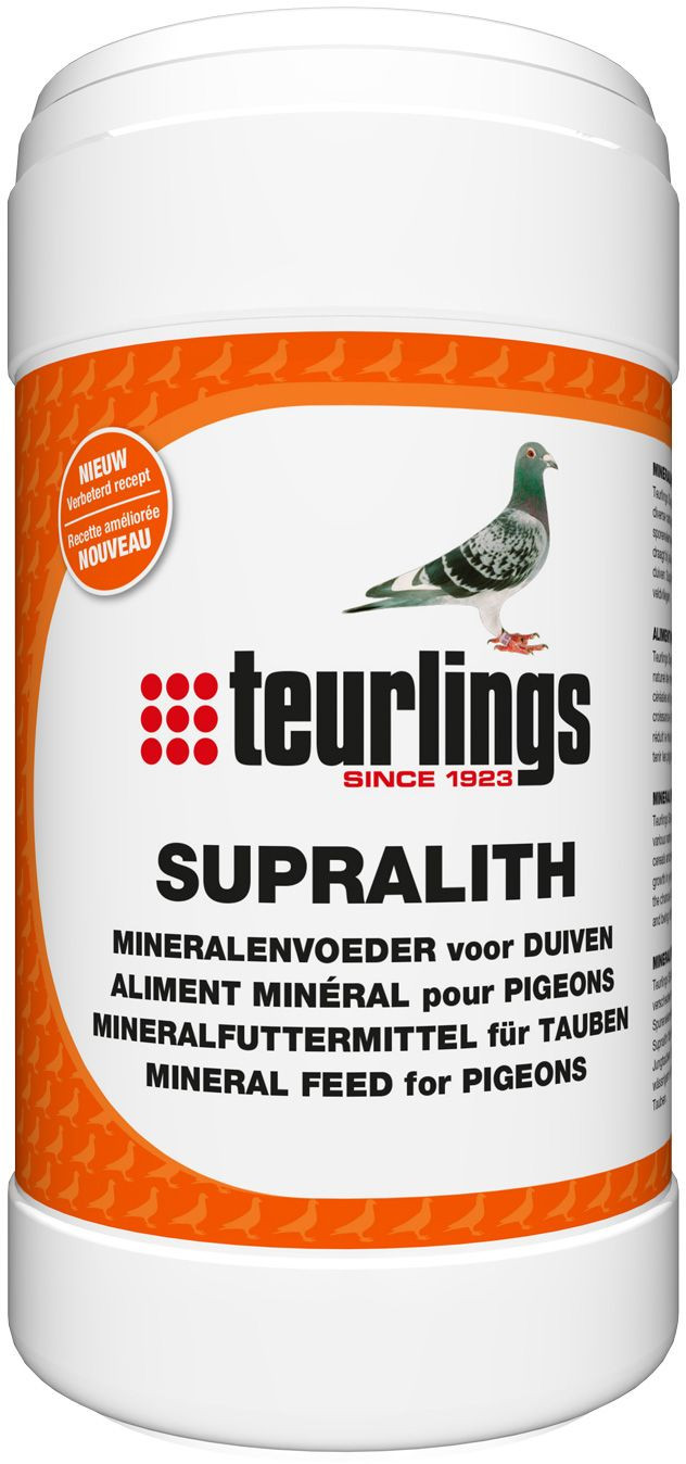 Teurlings Supralith mineralen 1,35 kg