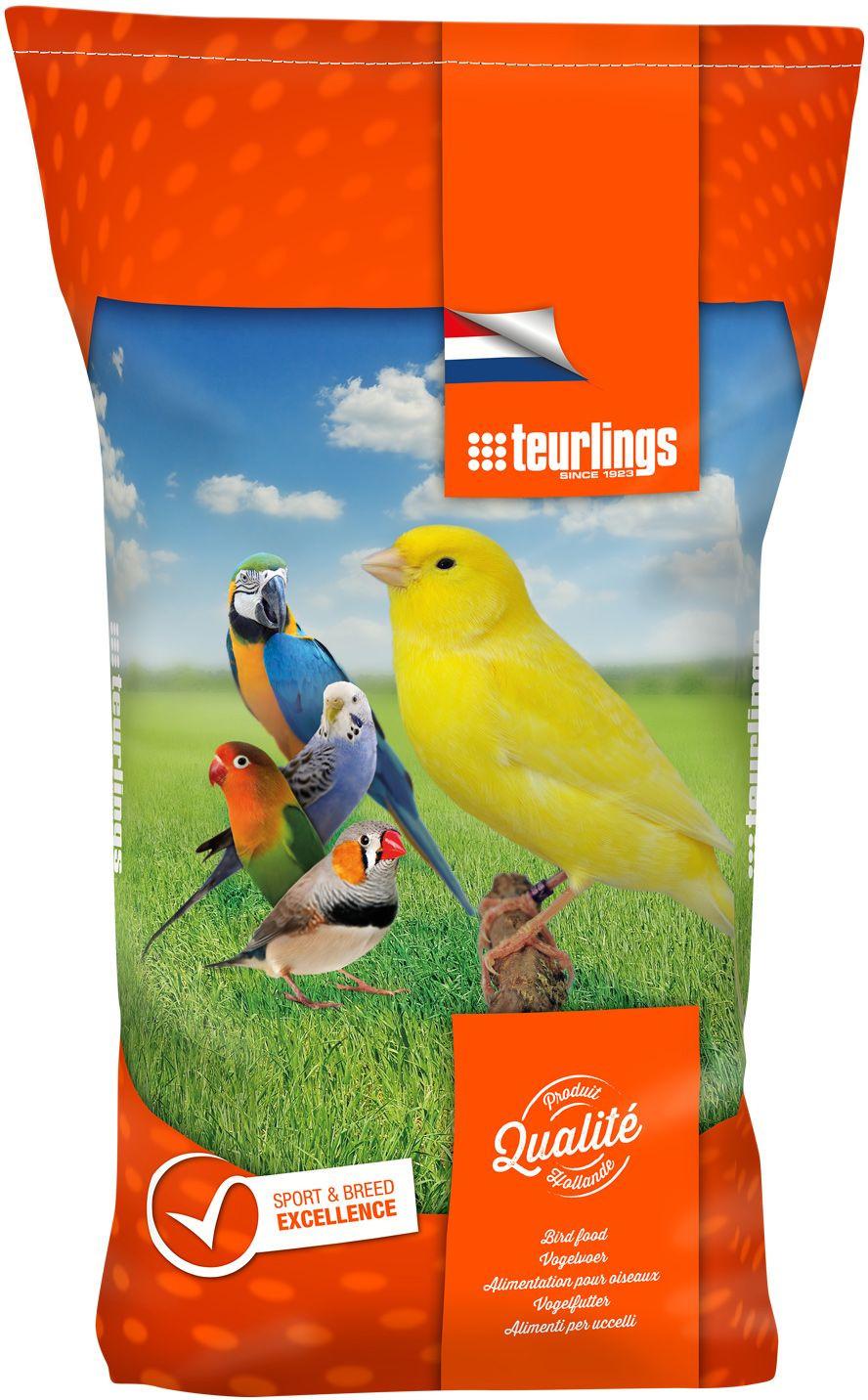 Teurlings Kanarie Euro Mengeling  25 kg