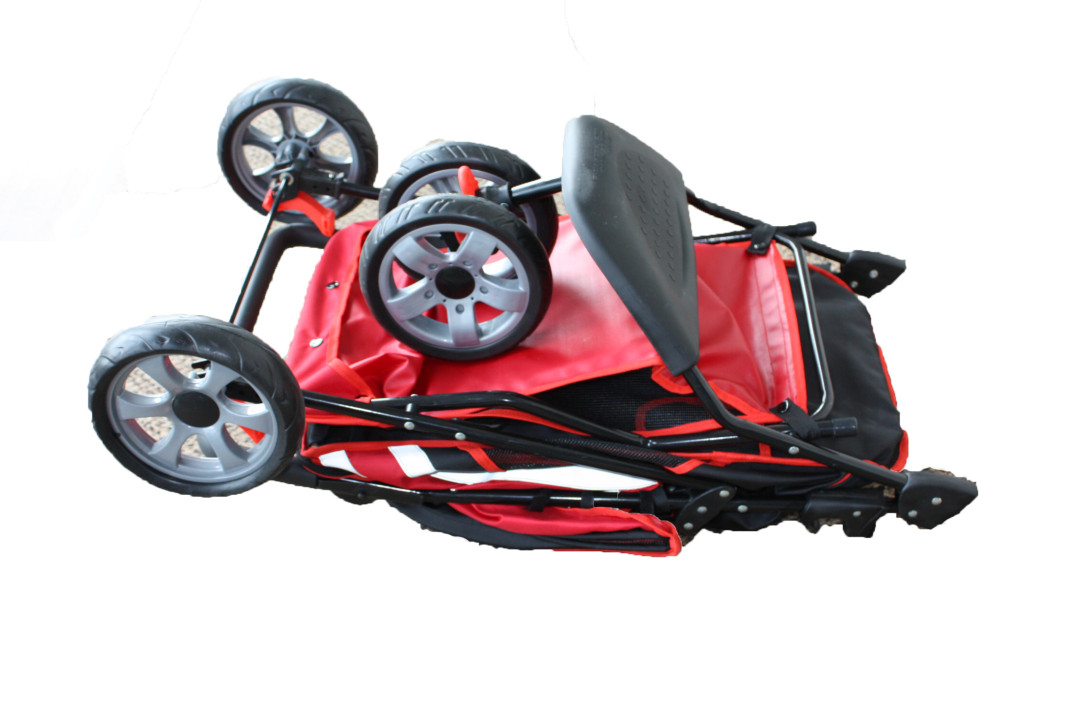 Innopet Buggy All Terrain red/black