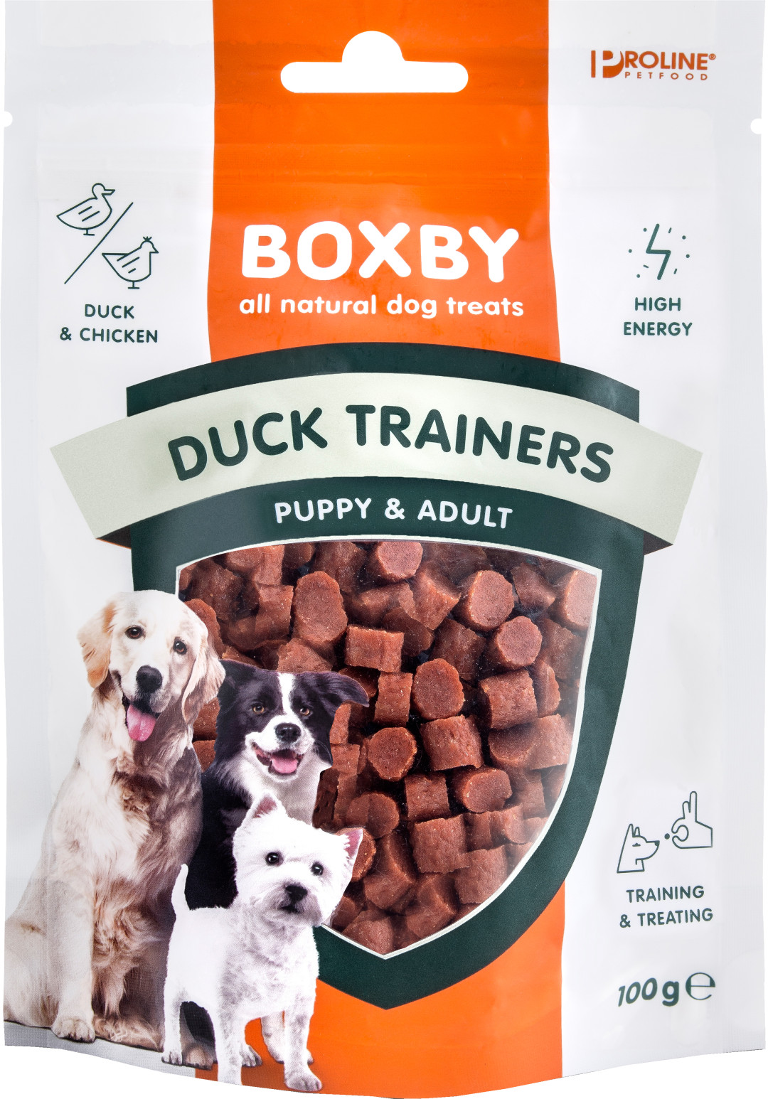 Proline Boxby Duck Trainers 100 gr