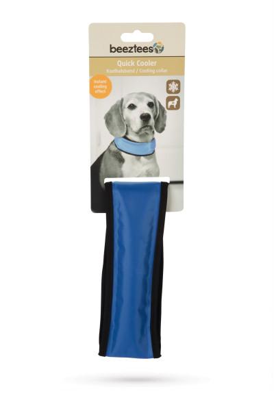 Quick Cooler halsband IZI blauw