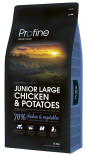 411503 Profine Dog junior large chicken & potatoes 15kg.jpg