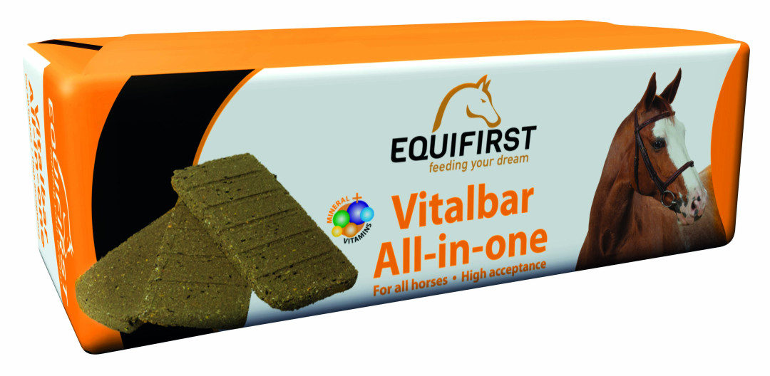 EquiFirst Vitalbar All-in-One 4,5 kg