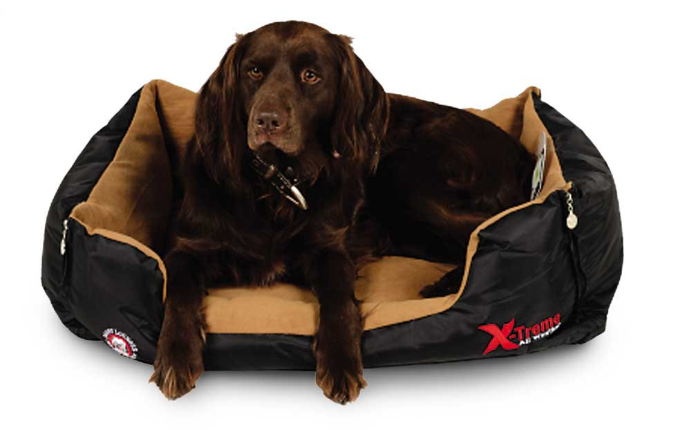 Doggy Bagg hondenmand Lounger X-Treme black