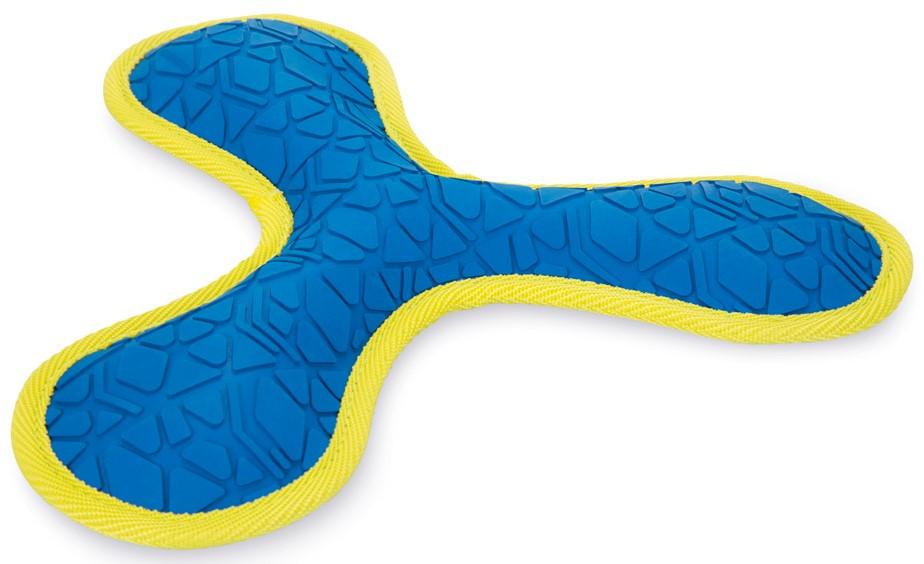 Beeztees Fetch ster blauw/geel