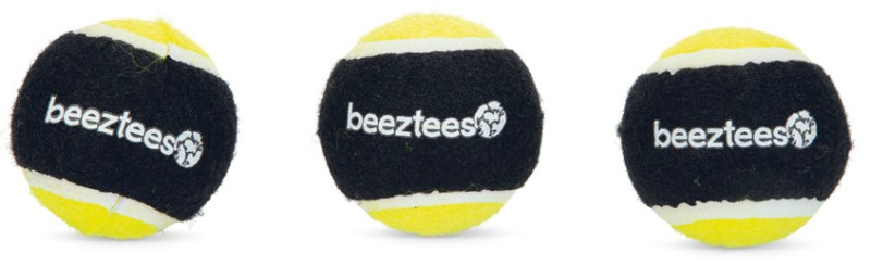 Beeztees Fetch sponsbal 3 st