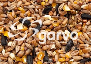 Garvo Gebroken graan met grit en zonnepitten 20 kg