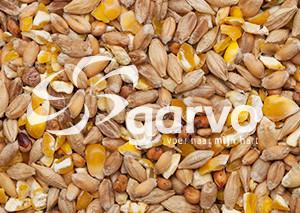 Garvo Gemengd Graan met gebroken mais <br>20 kg