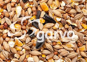 Garvo Gemengd Graan, gebroken mais en zonnepit 20 kg