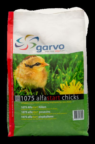 Garvo Alfastart piepkuikens 4 kg