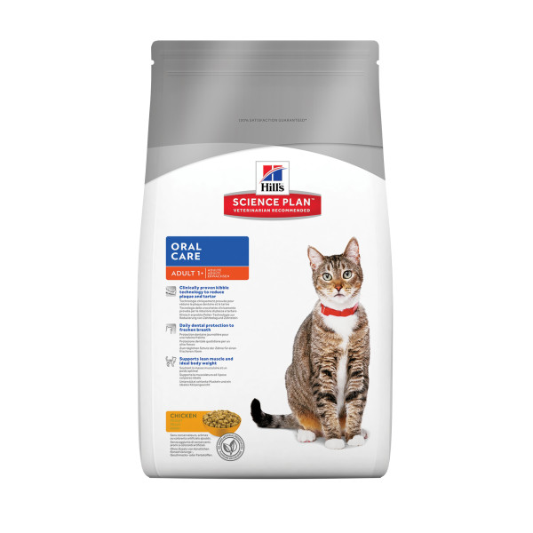 Hill's Science Plan kattenvoer Adult Oral Care 1,5 kg