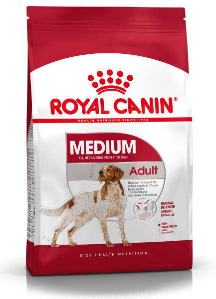 Royal Canin hondenvoer Medium Adult 15 kg