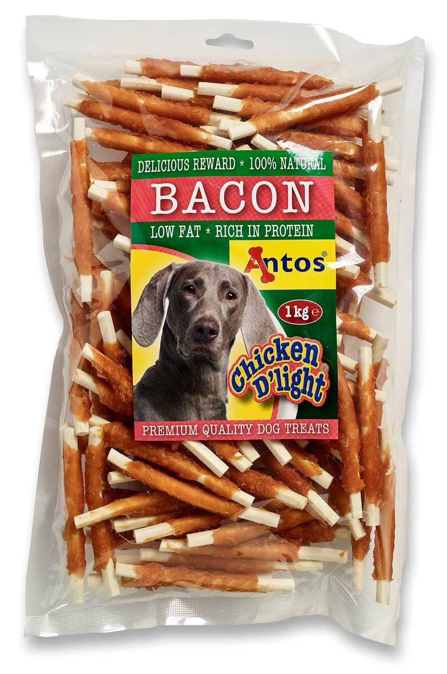 Antos Chicken D'light Bacon 1 kg