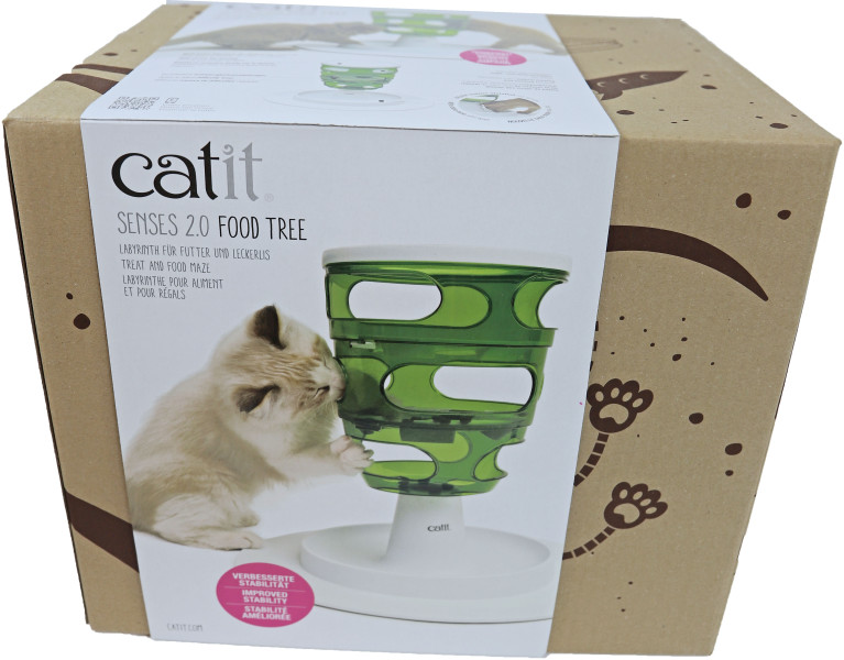 Catit Senses 2.0 snacklabyrint Food Tree