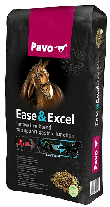 Pavo Ease & Excel 15 kg
