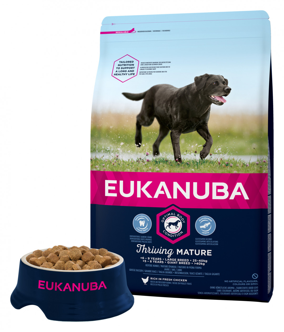 Eukanuba hondenvoer Thriving Mature Large Breed 3 kg