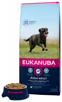 Eukanuba hondenvoer Active Adult Large Breed 12 kg thumb