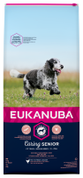 Eukanuba hondenvoer Caring Senior Medium Breed 12 kg thumb