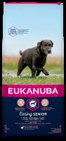 Eukanuba hondenvoer Caring Senior Large Breed 12 kg thumb