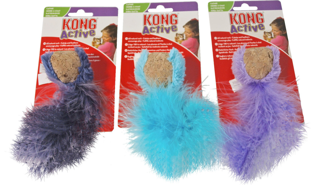 Kong Active Cork ball assorti