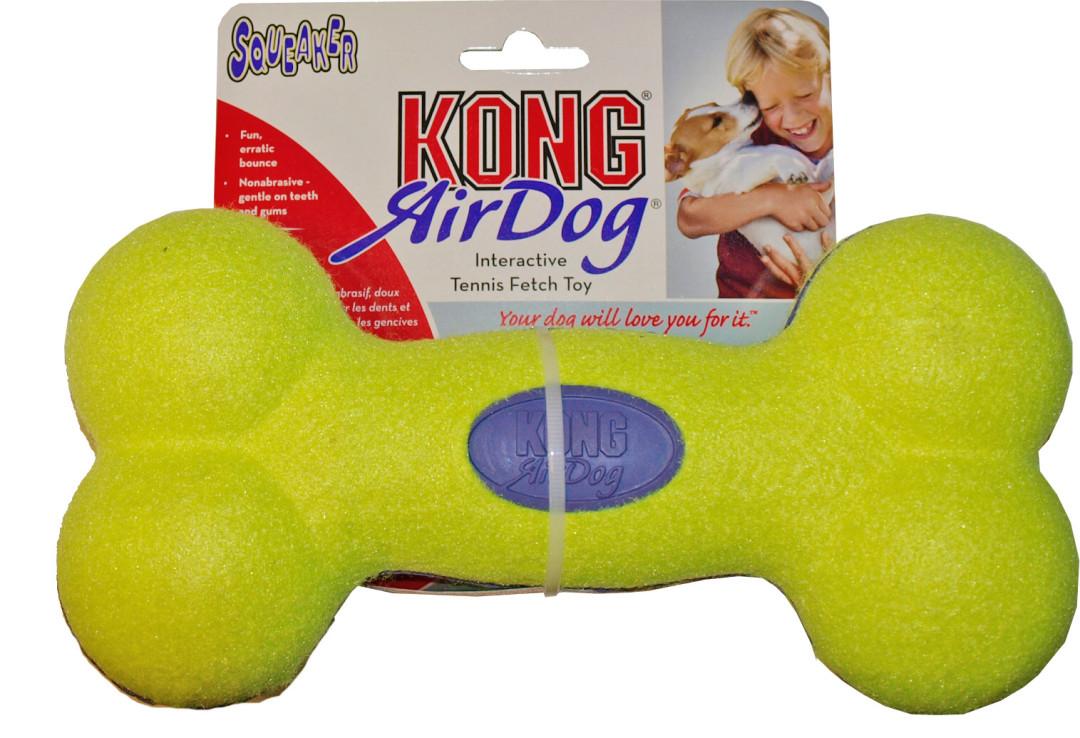 Kong AirDog Squeaker bot