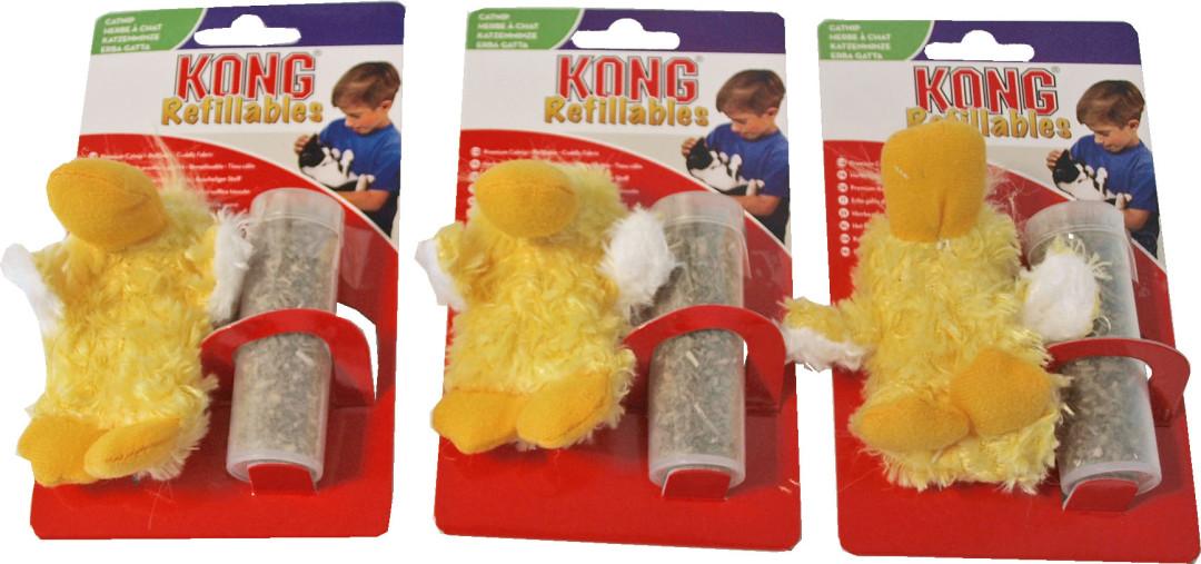 Kong Catnip eend