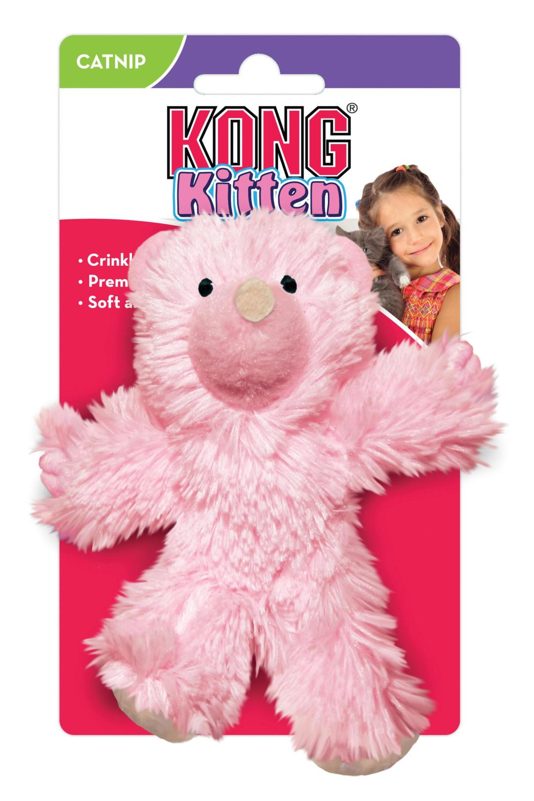 Kong Kitten teddy bear assorti