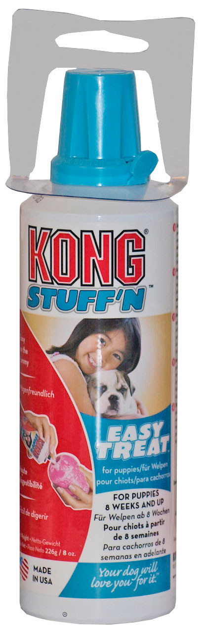 Kong spuitbus Stuff'n Easy Treat Puppy