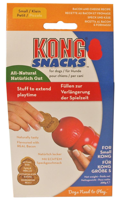 Kong Snacks bacon & cheese