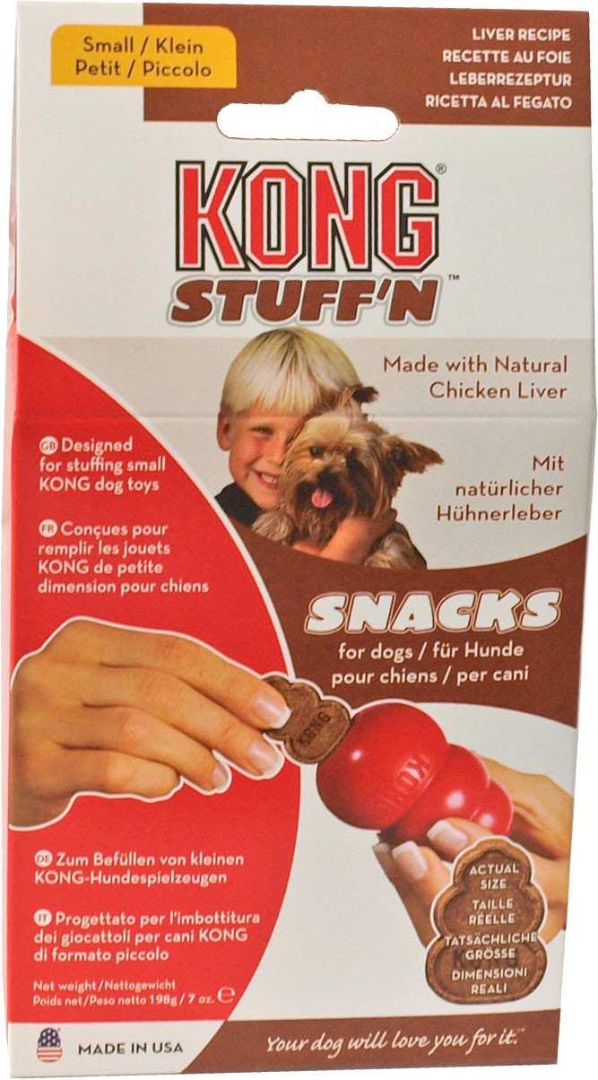 Kong Snacks lever