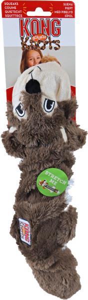 Kong Scrunch Knots eekhoorn