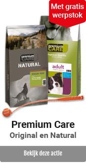 Premium Care met gratis werpstok