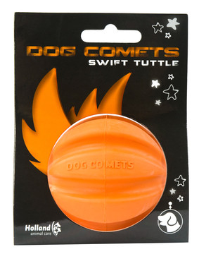 Dog Comets bal Swift Tuttle oranje