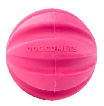 Dog Comets bal Halley roze