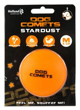 Dog Comets bal Stardust oranje