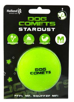 Dog Comets bal Stardust groen