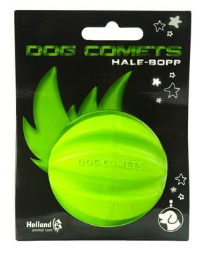 Dog Comets bal Hale-Bopp groen