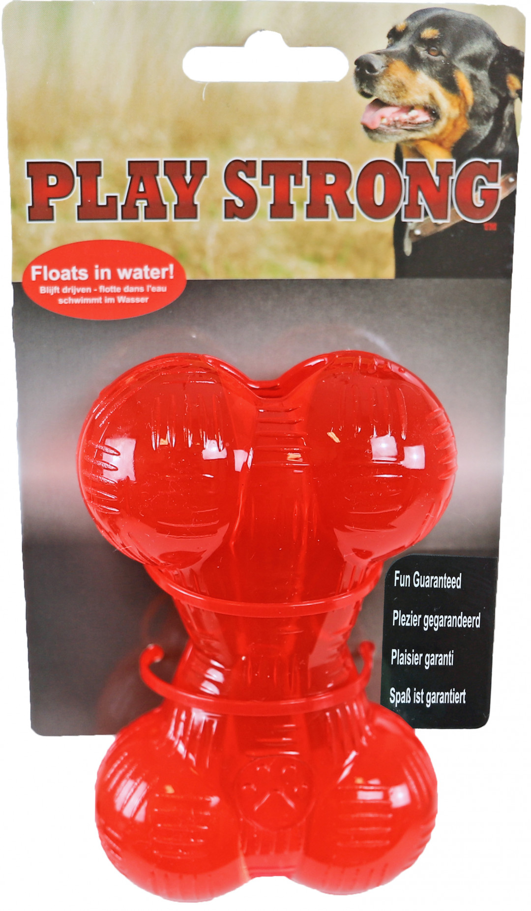 Play Strong bot rood