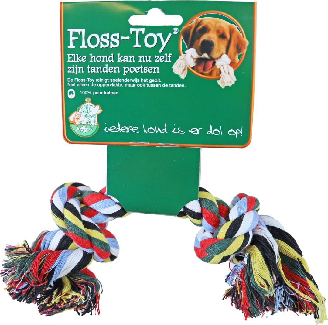 Boon Floss-Toy Small gekleurd