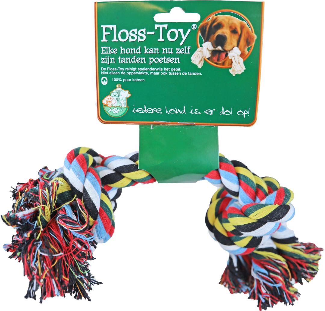 Boon Floss-Toy Medium gekleurd