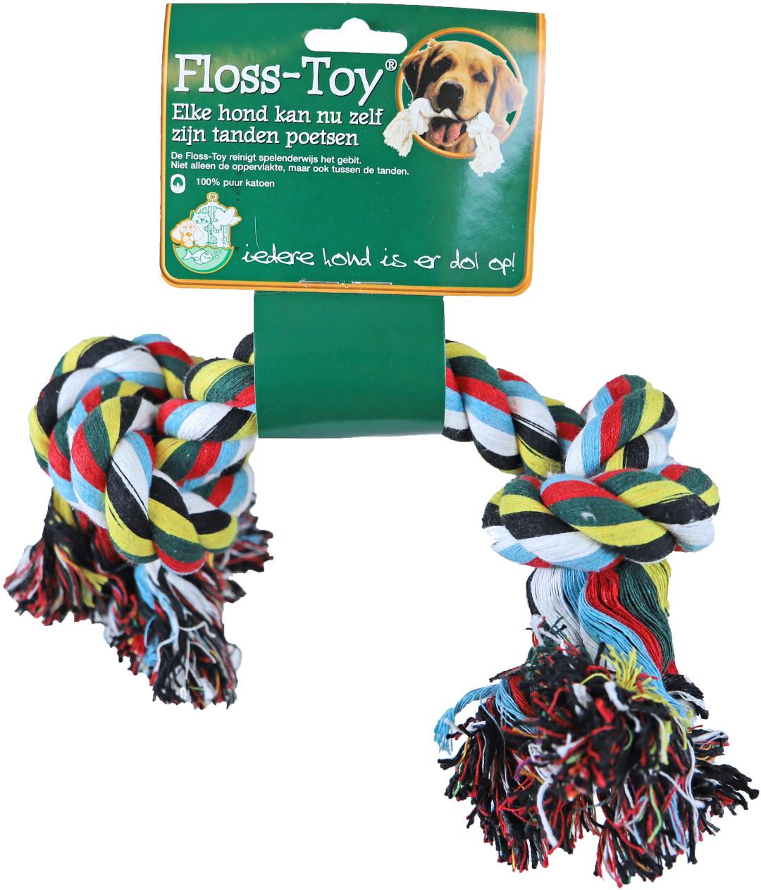 Boon Floss-Toy Large gekleurd